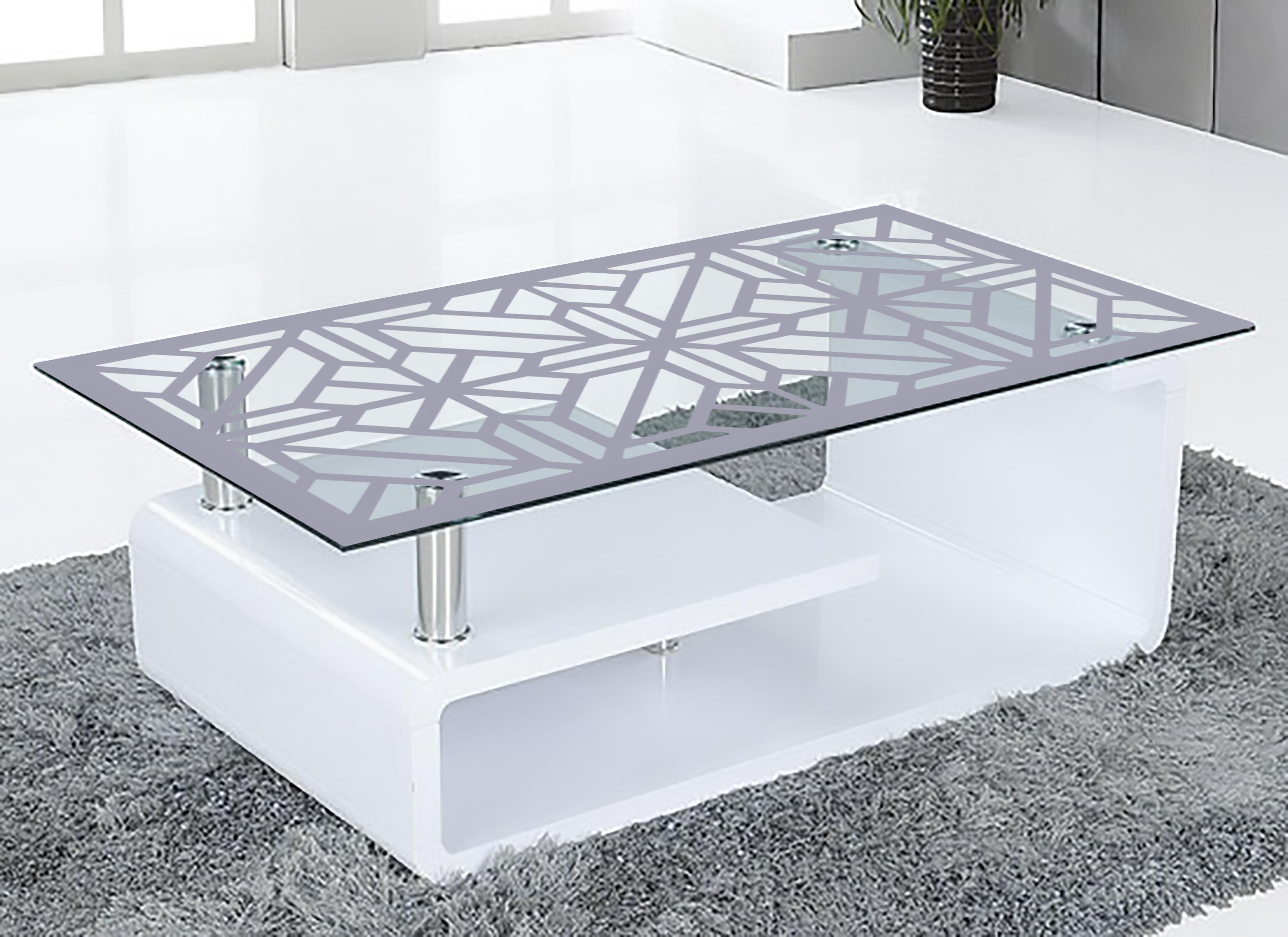 Glass Designer Table Tescar Innovations2019 Org